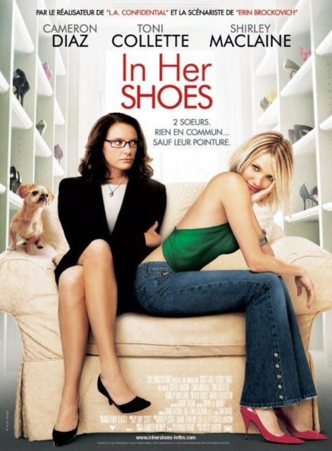affiche poster in her shoes disney fox