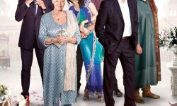 affiche poster indian palace Best Exotic Marigold Hotel suite royale seconde disney fox