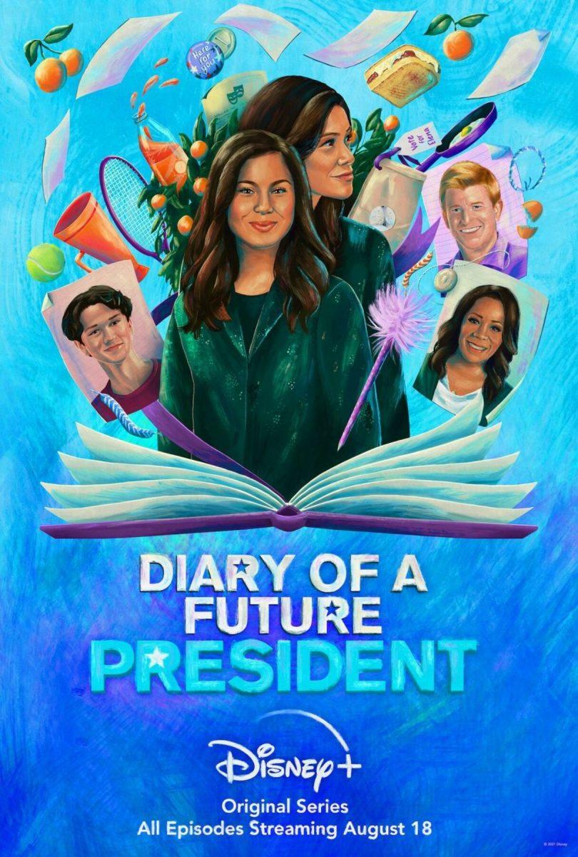 affiche poster journal diary future presidente disney