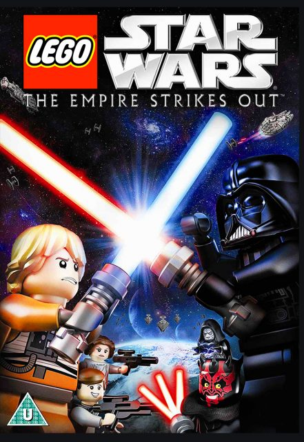 affiche poster lego star wars empire vrac strikes out disney lucasfilm