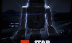 affiche poster lego star wars quest r2d2 disney lucasfilm