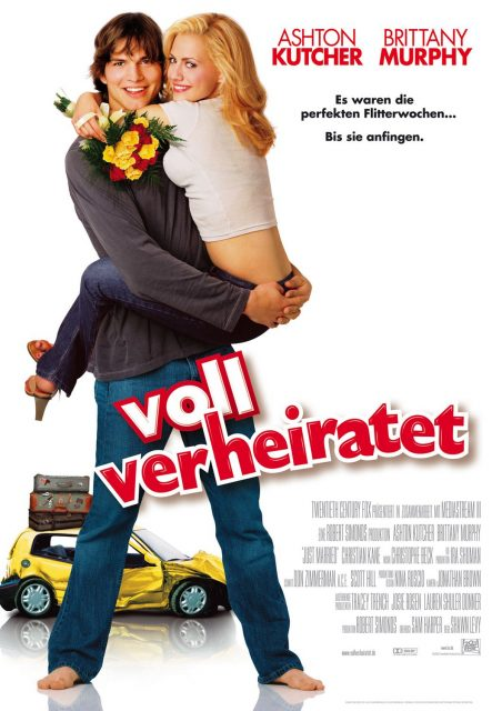 affiche poster pour meilleur rire just married disney fox