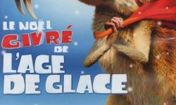 affiche poster noel givre age glace ice christmas mammoth disney blue sky