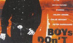 bande originale soundtrack ost score boys don't cry disney fox