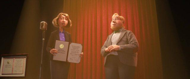 docteur borgensson  personnage character soul disney pixar