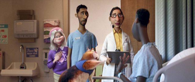 docteur personnage character soul disney pixar