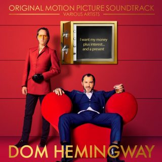 bande originale soundtrack ost score dom hemingway disney fox