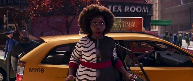 dorothea williams personnage character soul disney pixar