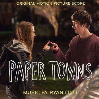bande originale soundtrack ost score face cachée margo paper towns disney fox
