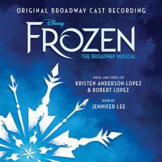 bande originale soundtrack ost score frozen broadway musical disney