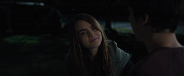 image face cachée margo paper towns disney fox