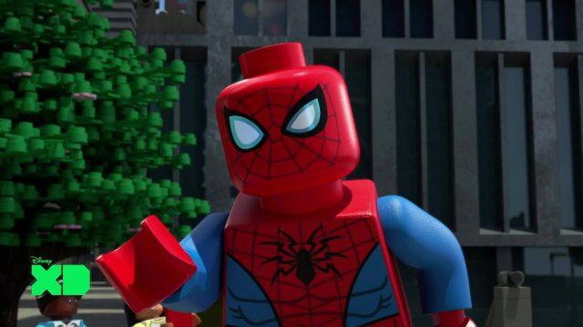 image lego marvel spider man vexed venom disney