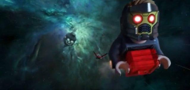 image lego marvel super heros guardians galaxy thanos threat disney