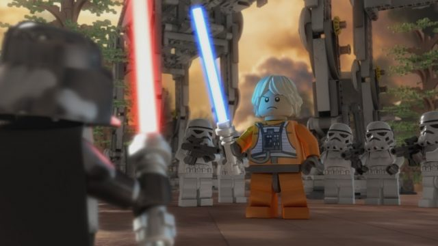 image lego star wars empire vrac strikes out disney lucasfilm