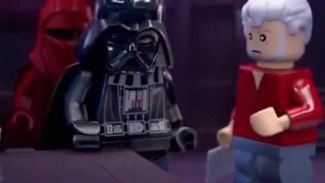 image lego star wars menace padawan disney lucasfilm