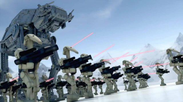 image lego star wars quest r2d2 disney lucasfilm