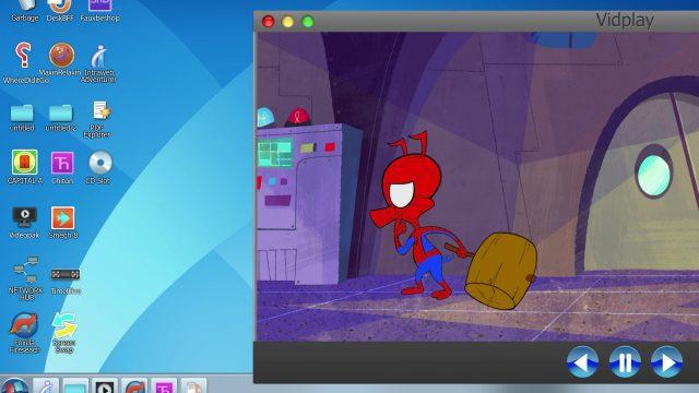 image spider ham caught disney marvel