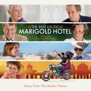 bande originale soundtrack ost score indian palace Best Exotic Marigold Hotel disney fox