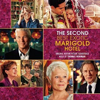 bande originale soundtrack ost score indian palace Best Exotic Marigold Hotel suite royale seconde disney fox