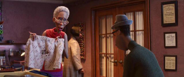 libba gardner personnage character soul disney pixar