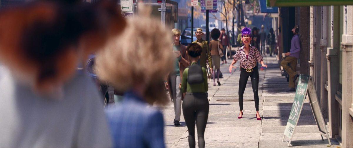 marge personnage character soul disney pixar