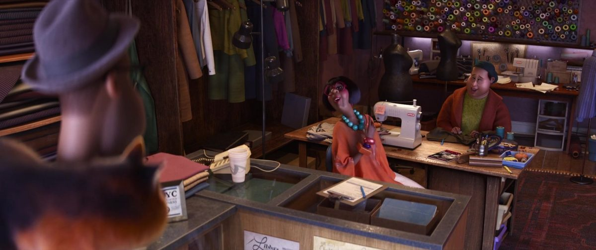 melba personnage character soul disney pixar