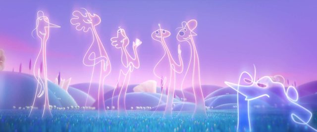 michel jerry personnage character soul disney pixar
