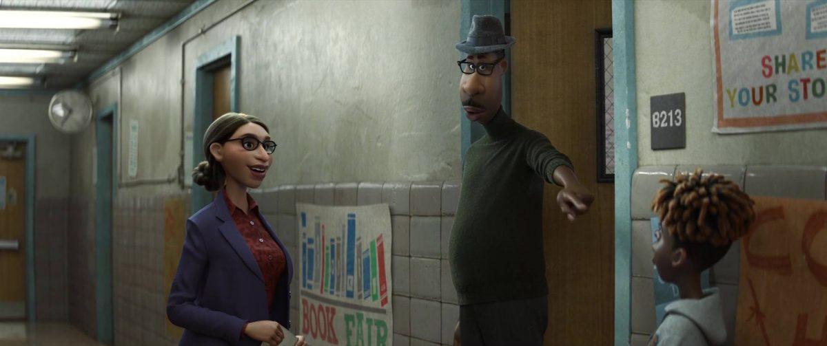 principal arroyo personnage character soul disney pixar
