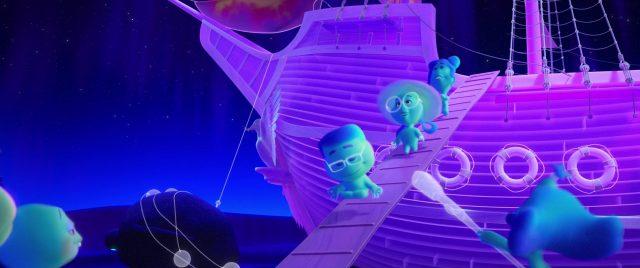 ravi chantelune Windstar  personnage character soul disney pixar