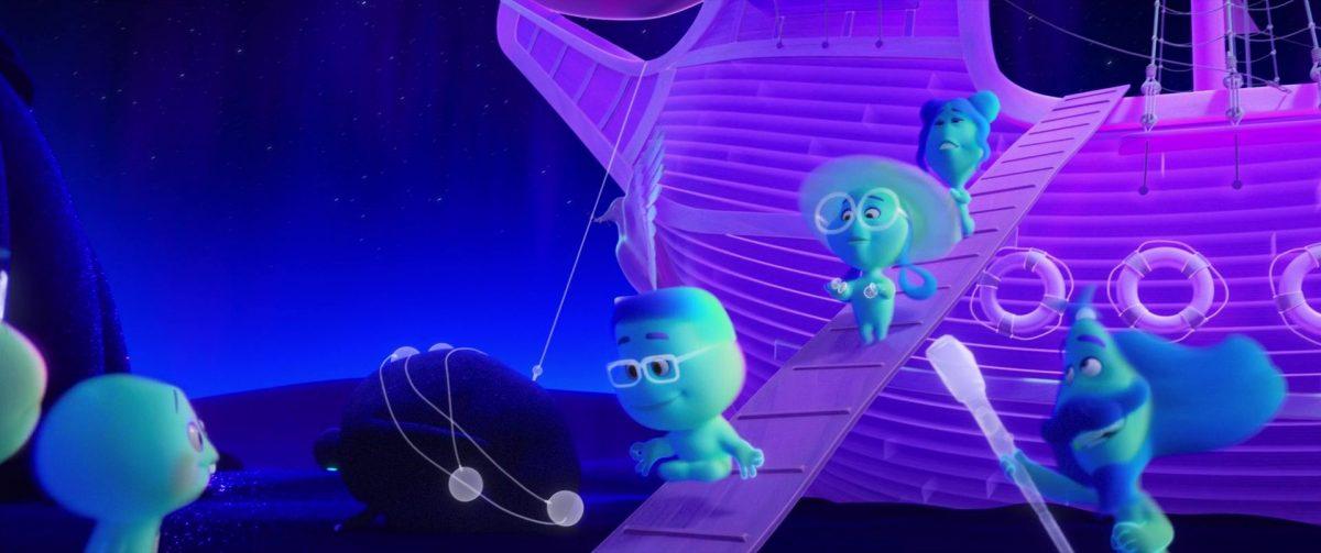 stella danselune Dancerstar personnage character soul disney pixar