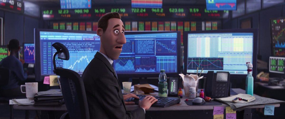 trader personnage character soul disney pixar