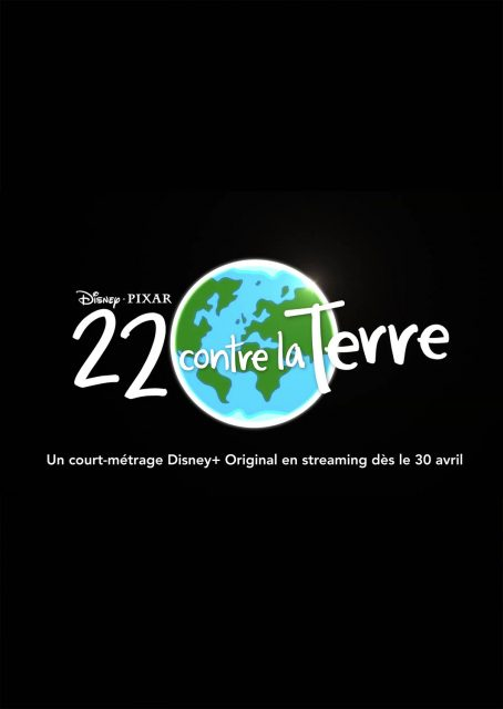 affiche poster 22 contre vs terre earth disney pixar