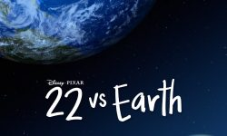 affiche poster 22 contre vs terre earth disney pixar
