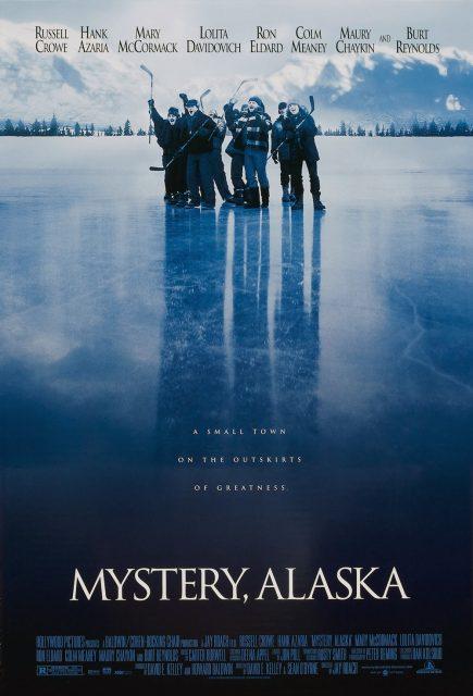 affiche poster mystery alaska disney