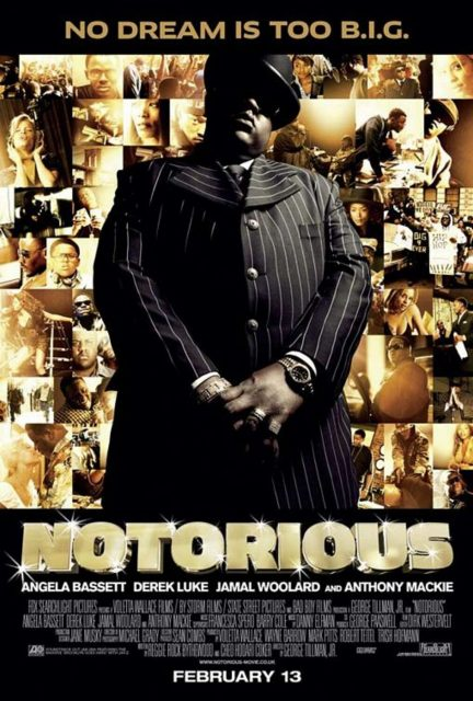 affiche poster notorious big disney fox