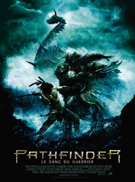 affiche poster pathfinder sang guerrier disney fox