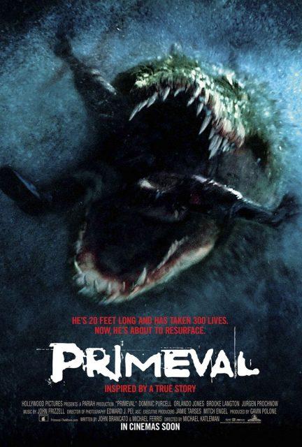 affiche poster primeval disney
