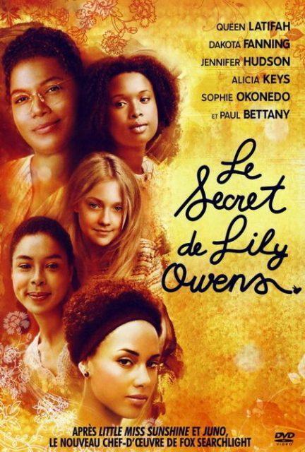 affiche poster secret lily owens secret life bee disney fox