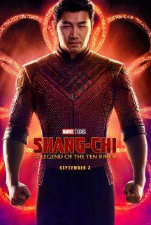 affiche poster shang chi legende dix anneaux ten rings disney marvel