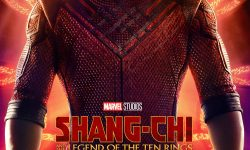affiche poster shang chi legende dix anneaux ten rings disney marvel