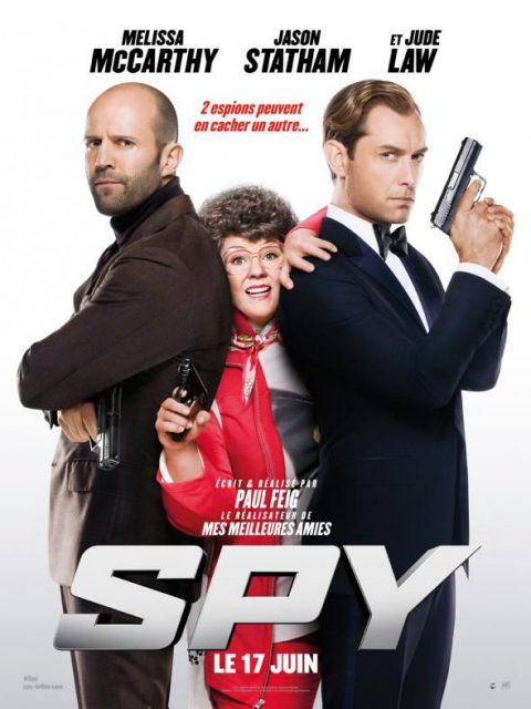 affiche poster spy disney fox