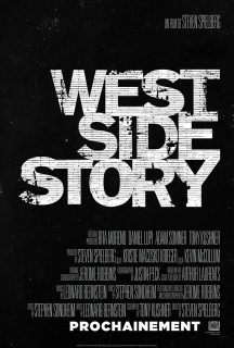 affiche poster west side story disney fox