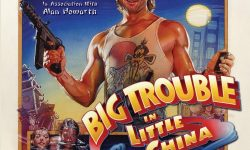 bande originale soundtrack ost score aventures jack burton griffe mandarin Big Trouble Little China disney fox