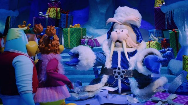 image joyeux morse tous wish merry Walrus disney