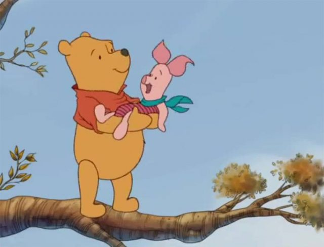 image winnie pooh abc discovering letters words disney