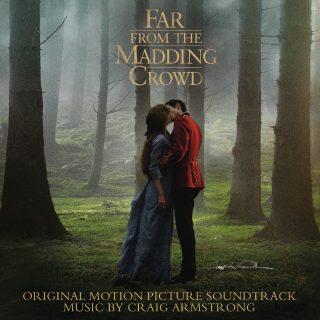 bande originale soundtrack ost score loin foule déchainee Madding Crowd disney fox