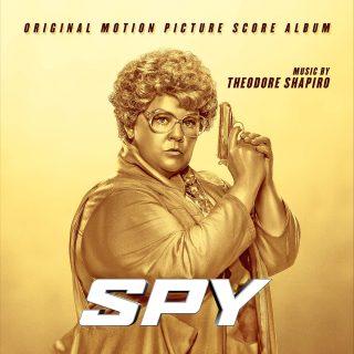 bande originale score ost soundtrack  spy disney fox