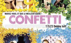 affiche poster confetti disney fox