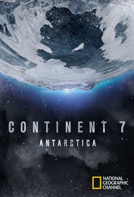 affiche poster continent 7 antarctica disney nat geo
