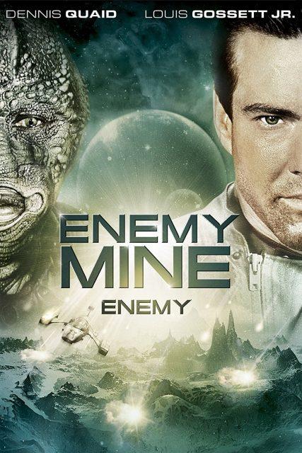 affiche poster enemy mine disney fox